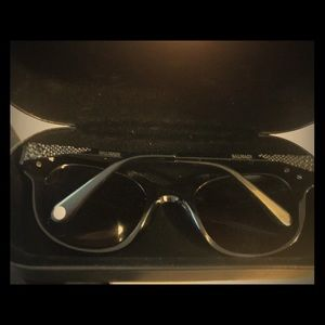 Balmain Sunglasses with Case